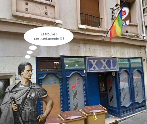 BAR GAY XXL ROUEN